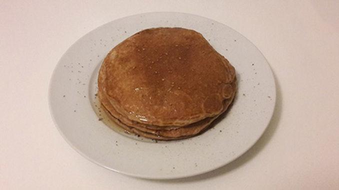 Schoko-Pancakes mit Karamellsauce (Rezept mit Bild) auf Kochen-verstehen.de
