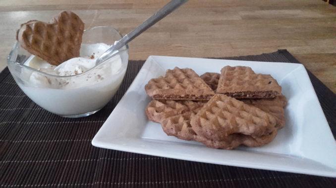 Schoko-Protein Waffeln auf Kochen-verstehen.de
