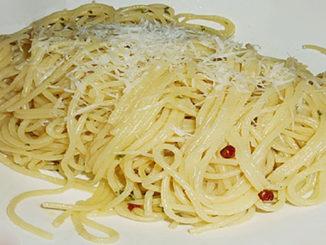 Spaghetti in Chiliöl und Knoblauch (Rezept mit Bild) auf Kochen-verstehen.de