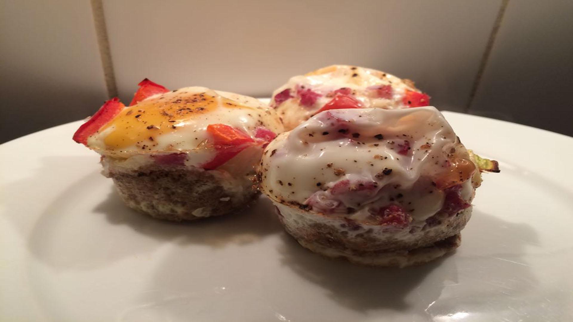 Spiegelei-Muffins auf Kochen-verstehen.de
