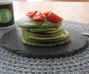 Spinat-Pancakes