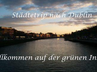 Städtetrip nach Dublin auf Kochen-verstehen.de