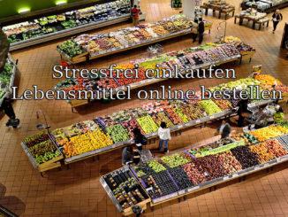 Stressfrei Lebensmittel online einkaufen auf Kochen-verstehen.de