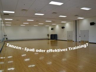 Tanzen - Spaß oder effektives Training? | Kochen-verstehen.de