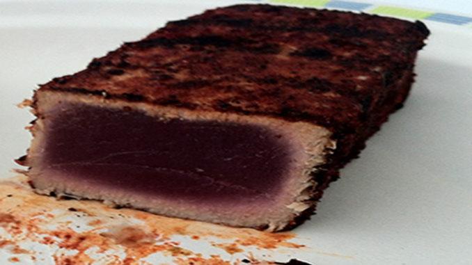 Thunfisch in Curry Jaipur-Gewürzmantel (Rezept mit Bild) auf Kochen-verstehen.de