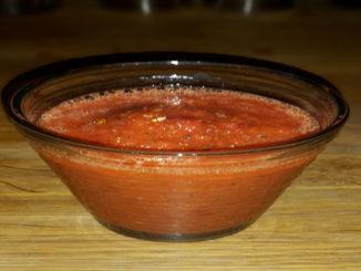 Tomaten-Gurken-Smoothie (Rezept mit Bild) auf Kochen-verstehen.de