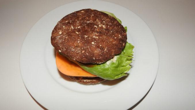 Veganer Burger auf Kochen-verstehen.de