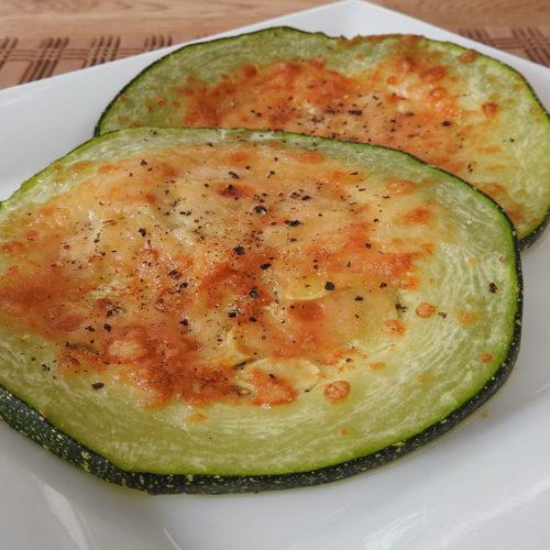 Zucchini mit Käse auf Kochen-verstehen.de
