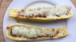 Zucchinischiffchen (Rezept mit Video) auf Kochen-verstehen.de